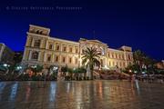 Δημαρχείο Ερμούπολης by Night II