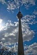 Fernseherturm, Alexander Platz, Berlin