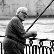 Εκφραστικός ψαράς