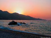 Ηλιοβασίλεμα Αυγούστου...!