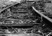 One-way track...!