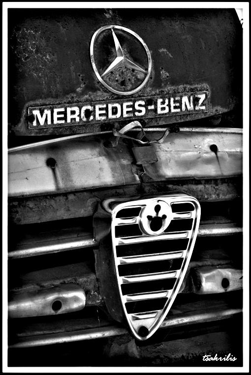 Mercedes -Romeo