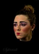 Θεατρικό maquillage-Kabuki