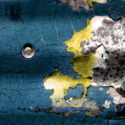 Very Slowly Peeling Paint-