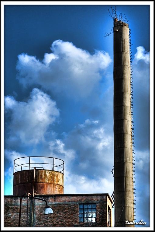 Εργοστάσιο Ξυστρή-Πύργος Ηλείας