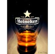 Μπύρα Amstel σε ποτήρι Heineken