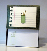Note Box with Notes