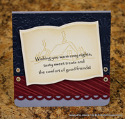 Winter Wishes/ Let it Snow card 4
