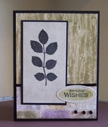 Simple Masculine Card