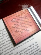 Branching Out Bookmark