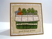 Good Things Grow Basket