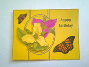 Bold Colors Card