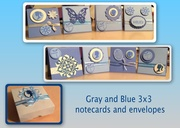 gray:blue 3x3 cards
