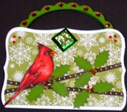 STV14TWELVEDAYS2 and STV14MON50 - PART 1 - Cardinal gift card Purse