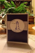 L is for Lighthouse!