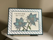 Thinking of you - sympathy card