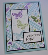 Three Patterned Paper challenge 1