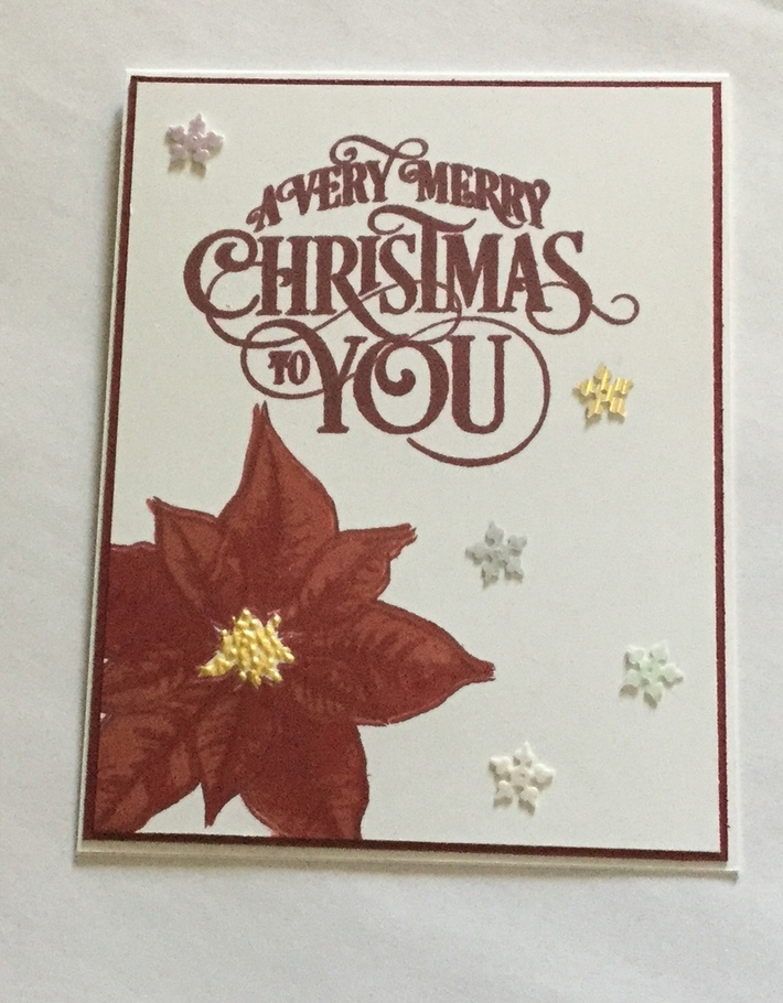 Challenge Card - cropped image - Christmas
