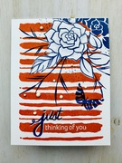 Just Thinking Of You Card 1
