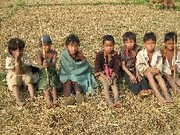 children of Pahamjila village