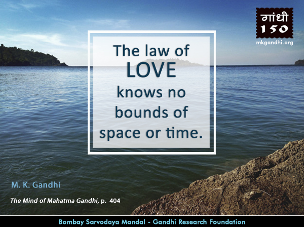 Thought For The Day ( #LOVE )