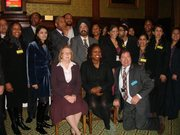 JPs with Justice Minister Bridget Prentice, Dawn Butler MP and Simon Woolley