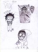 Vex First Sketches