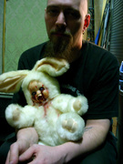Eire and Murder Bunny