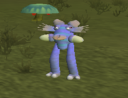 zenarcher is forever linked in Spore