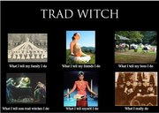 Trad Witch