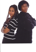 Aston and Naomi 2009