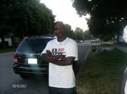 My good friend, personal trainer Noel Miller