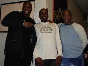 Shekinah alongside Goodnews Father Buck