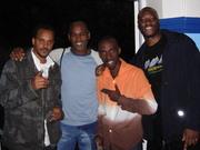 Miller&Spanna(Shekinah)alongside Troy&Sherwin