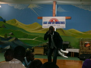 Clifford Henry Total Prayz concert March 2009