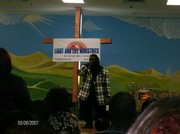Little Kirk..Total Prayz concert March 2009