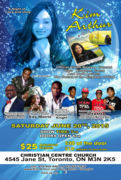 Kim Arthur official Album Release Concert: Your Kingdom Come And Book Launch: The Secret of the Kingdom of God.