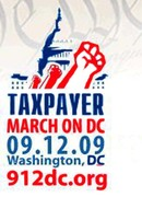 Join March on Washington Taxpayer 09.12.09 Protest