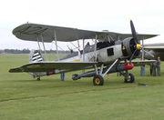 Fairey Swordfish on Airfield