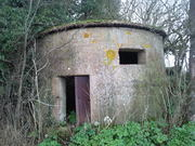 WWI Pillbox.