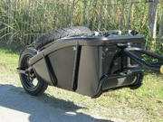 Joe's Dieselpunk scooter trailer