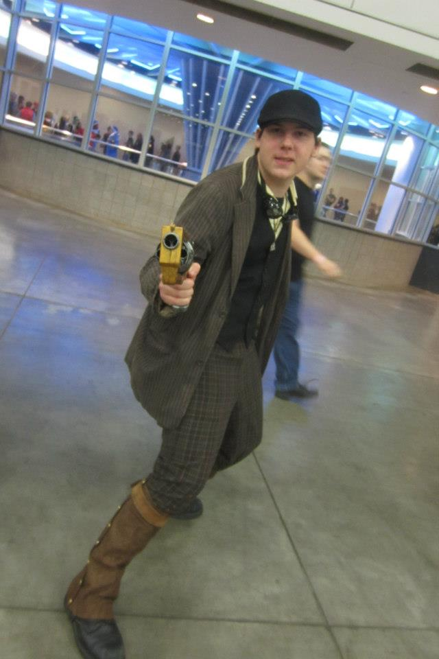 Steam and loathing at Youmacon 2012