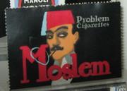 Moslem Problem Cigarettes