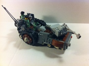 Lego Mobile Combat Platform