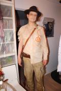 Dead Indiana Jones