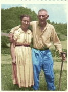 Dora and Willie Cox