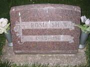 Rosie Bennett Shaw Marker