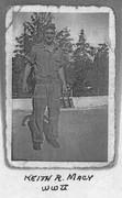 Ketih R. Macy WWII