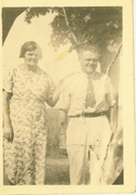Family of Rosie (Rosa) Bennett Shaw and Charles M. Shaw