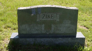 Lucille (Gray) and Theodore Zike